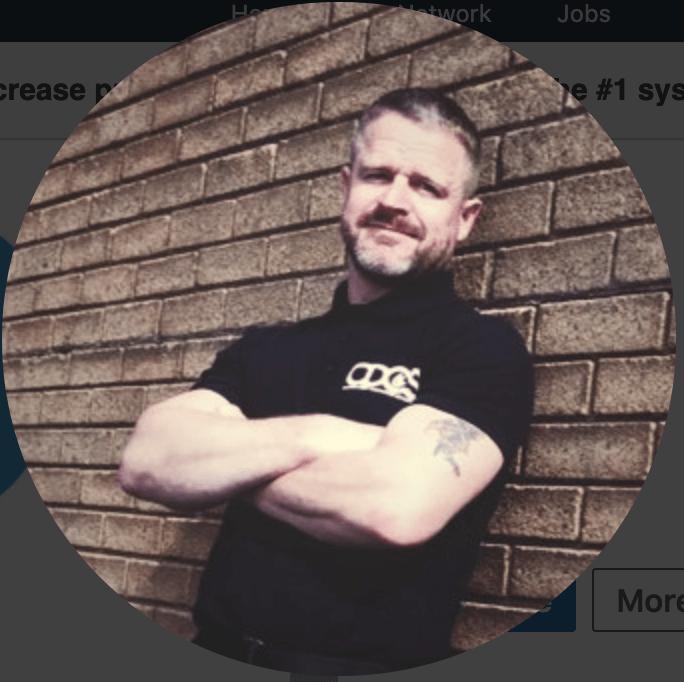 Mick Clarke - Director of CDCS LTD
